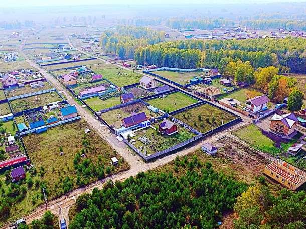 коттеджный поселок солнечный в красноярске схеме