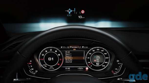 Новая Audi A4, фотография 4