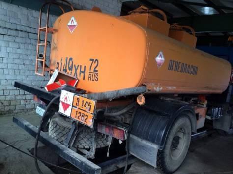 МАЗ 5337 Топливозаправщик, фотография 1