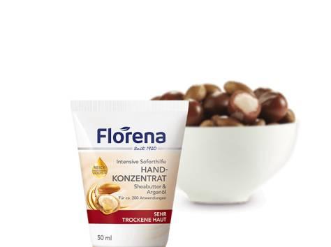 Florena Флорена крем для рук, фотография 3