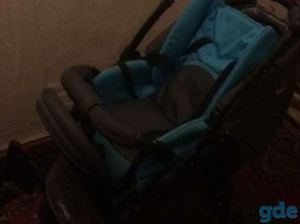 Продаётся детская коляска Adamex 2в1, фотография 4