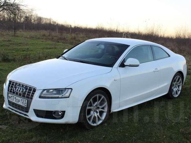 Audi A5 2009г.в., фотография 1