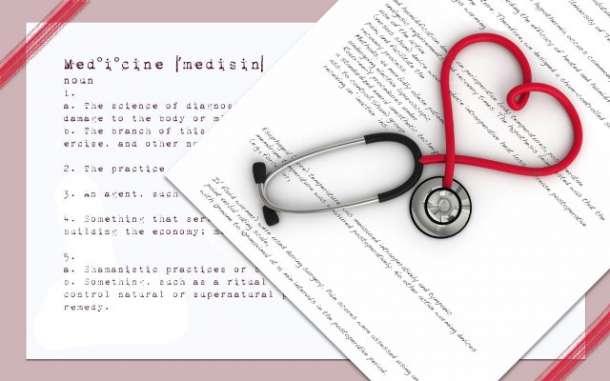 перевод медицинской документации, фотография 1