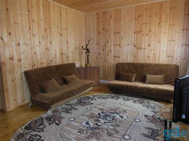 Отдых в Домбае на турбазе, фотография 11