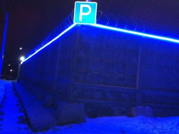 Машиноместо на охраняемой закрытой автостоянке, фотография 1