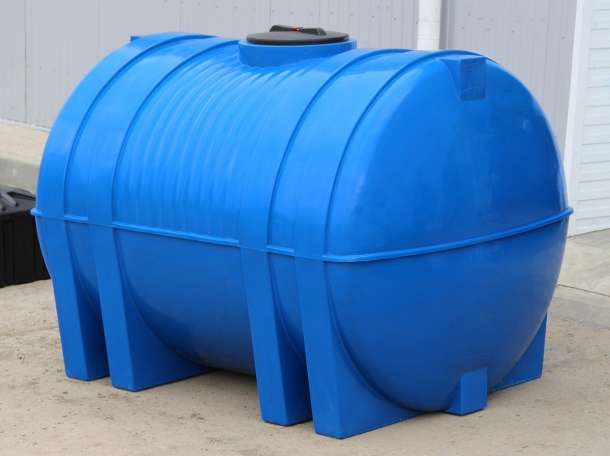 Емкость горизонтальная 5000 литров, фотография 1