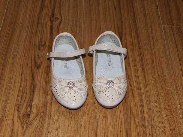 Туфли для девочек (новые), фотография 2
