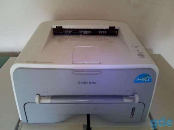 Продам Принтер лазерный Samsung ML-1750 в Тынде, фотография 1
