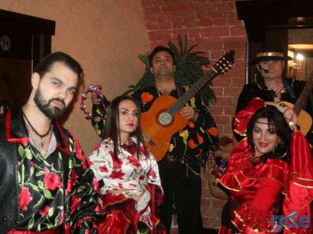 Цыганский ансамбль Нова Рома, фотография 6