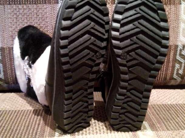 зимняя обувь, фотография 2