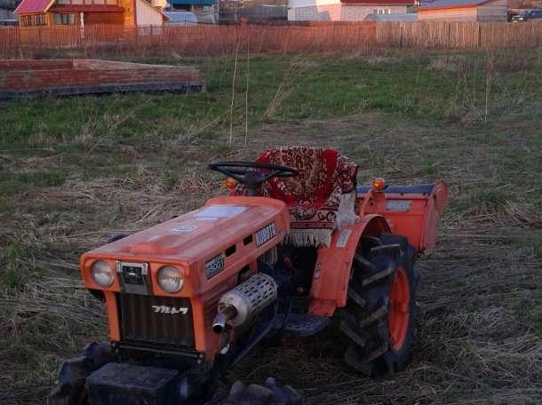 Мини трактор из Японии, в Перми в наличии!!!, фотография 2