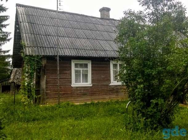 Крепкий добротный дом рядом с живописным озером, Володькино, Палкинский р-н, Псковская область, фотография 1