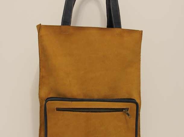 Кожаные сумки ручной работы, фотография 10