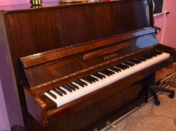 Настройка, ремонт пианино, фортепиано в Тасеево, фотография 1