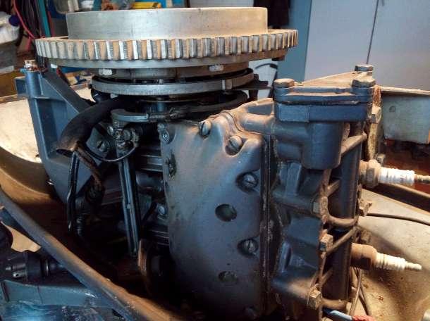 Лодочные моторы по зап/частям, фотография 8