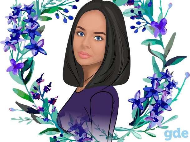 Рисую art портреты, фотография 2