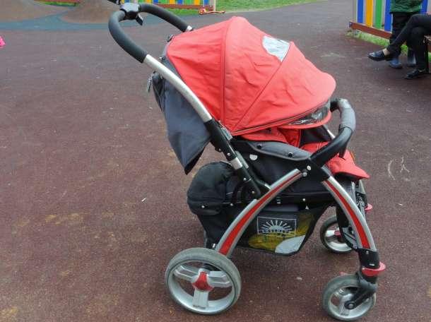 Продам детскую коляску Infinity SH290 Comfort Lux, фотография 2