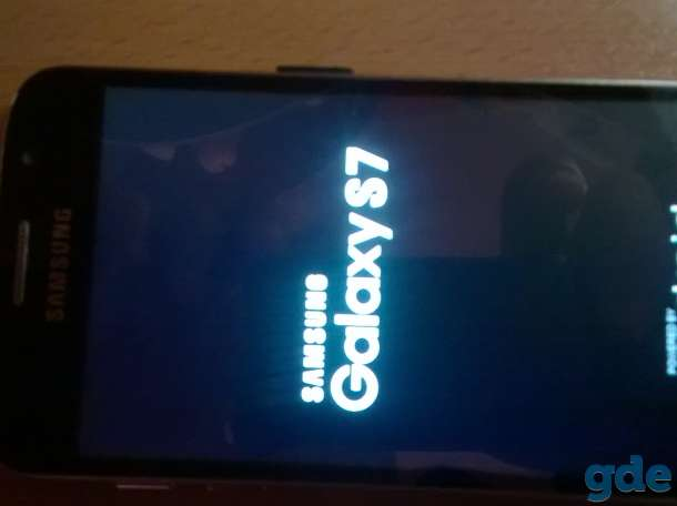Samsung galaxy s7, фотография 1