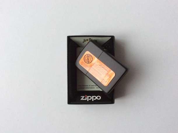Зажигалка Zippo 28840 Jim Beam 8 Ball, фотография 4