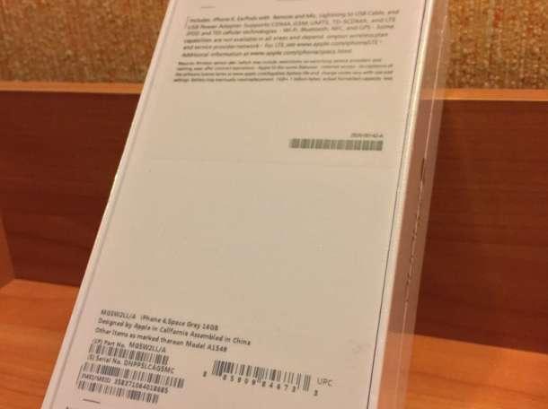 Новый iPhone 6 16Gb S. Gray, фотография 2