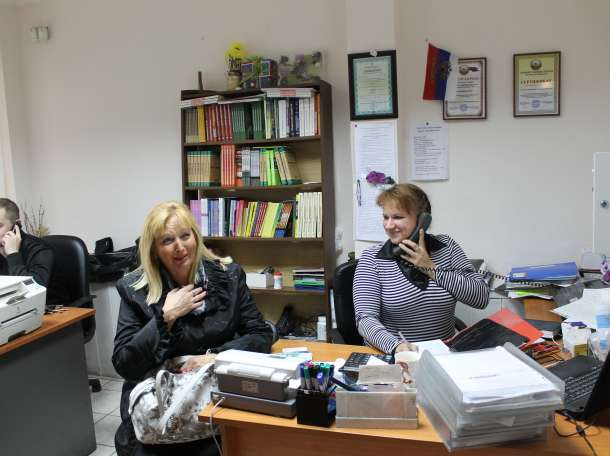 Обучение на курсах в Санкт-Петербурге, фотография 1