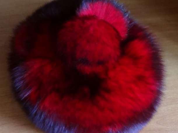 Продаются шапки зимние б/у в хорошем состоянии, фотография 3