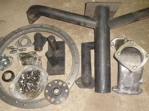 Комплект переоборудования Т-150 под двигатель ЯМЗ-236 (полный), фотография 1