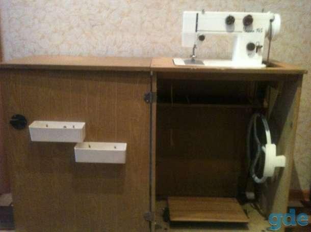 Швейная машина 'Чайка' 143 универсальная, фотография 1