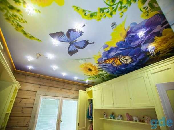 Аммолит -натяжные потолки и не только, фотография 7