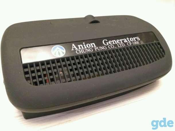 Ионизатор воздуха автомобильный (новый), фотография 1