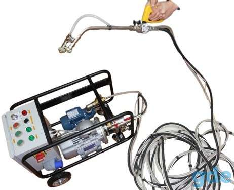Оборудование и компоненты Жидкая резина., фотография 1