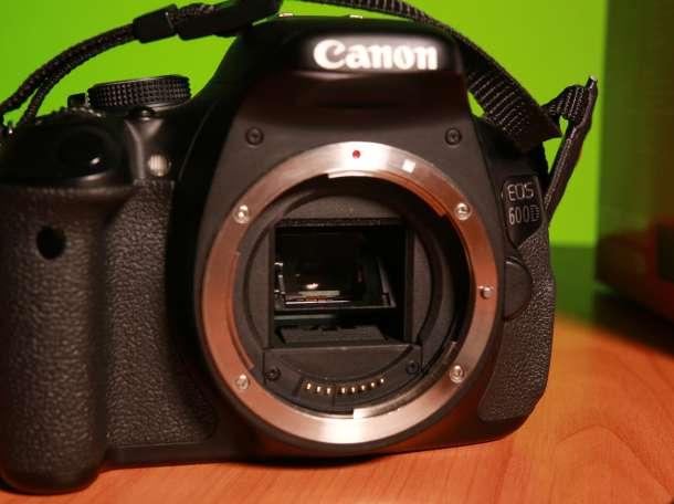 Canon 600D, фотография 3