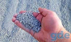 песок щебень отсев пгс глина булыжник гравий грунт, фотография 1