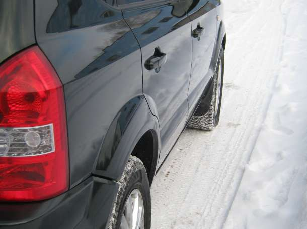 Hyundai Tucson, 2008, фотография 1
