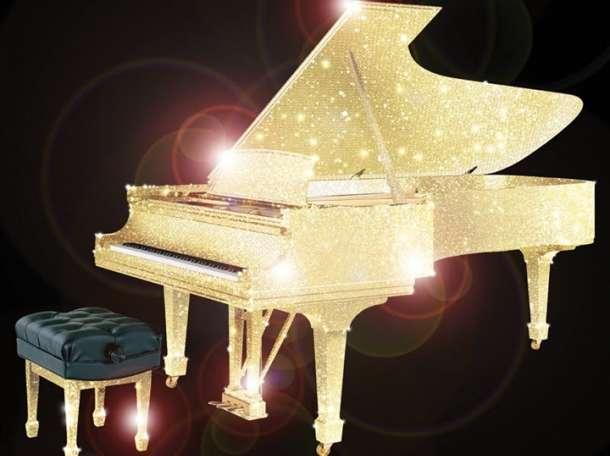 Настройка, ремонт пианино, фортепиано в Нехаевской, фотография 1