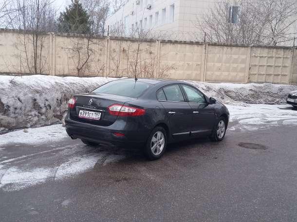 Продаю Renault Fluence 2012г.в. 2.0 138л.с., фотография 4