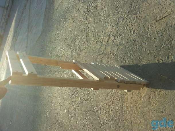 Раскладные стулья для дачи., фотография 10