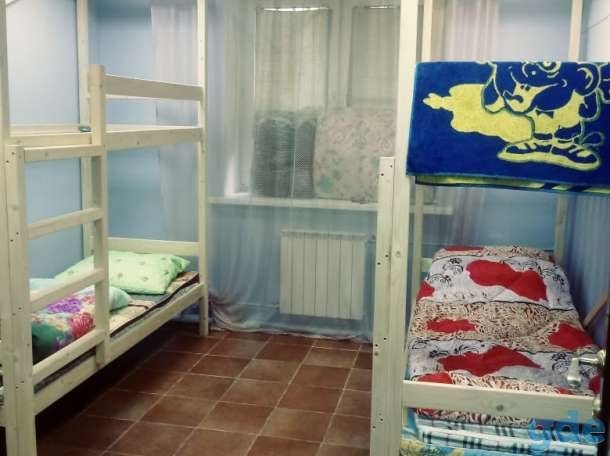 Сдам койко-место в хостеле, Нижняя Масловка 5, фотография 3