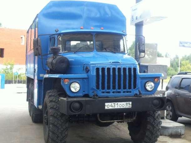 Вахтовый автобус Урал, фотография 3