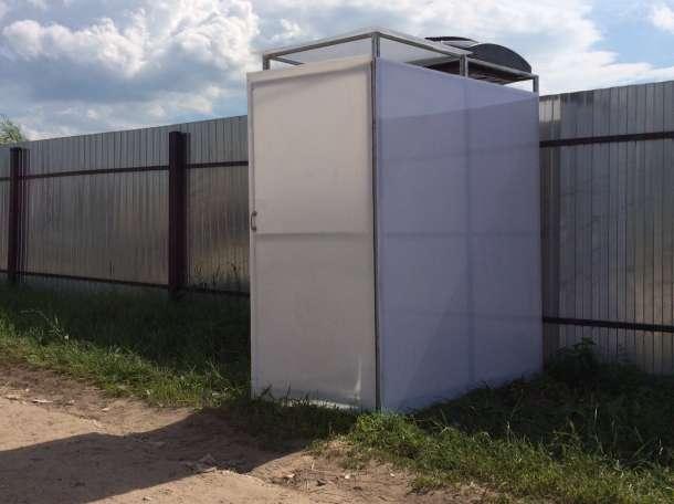 Дачный туалет Дно, фотография 2