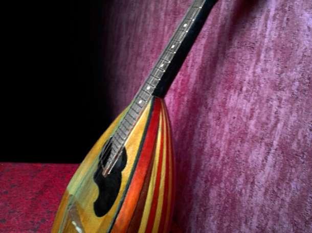 мандолина неаполитанская антикварная, фотография 3