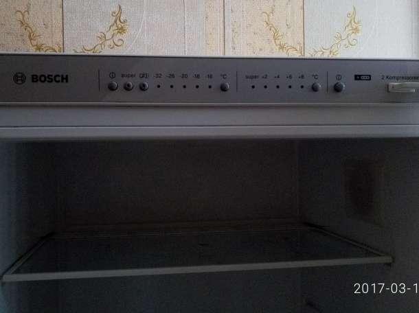 Холодильник BOSCH KGS33X25, фотография 2