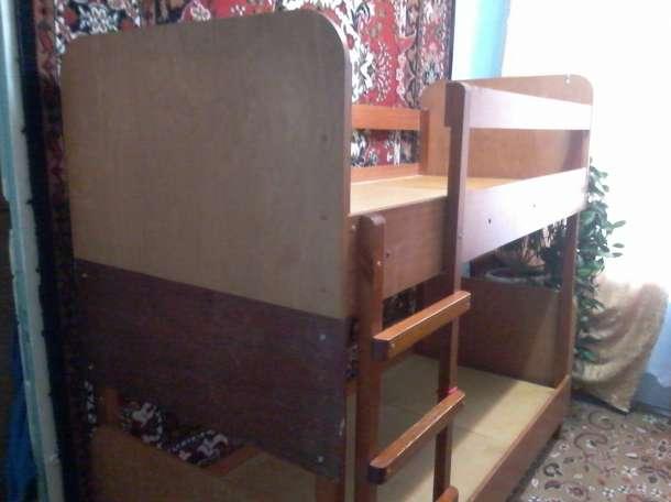 Двухярусная кровать, фотография 1