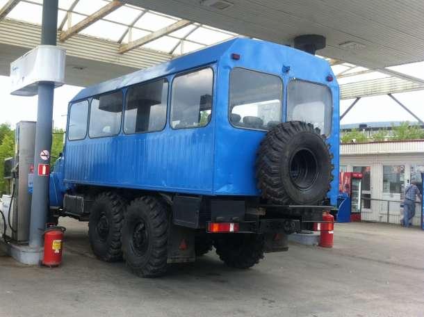 Вахтовый автобус Урал, фотография 5