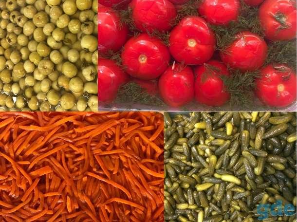 Корейские салаты и солёности, фотография 11