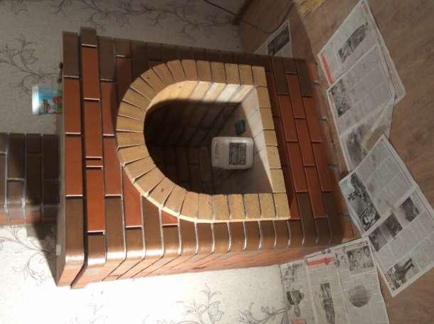 Внутренняя,наружная, отделка печи,камины,барбекю,ремонт, фотография 10