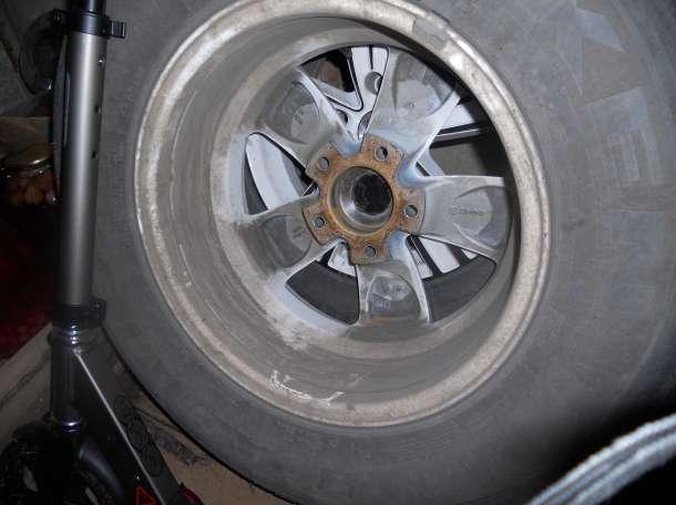 4 колеса 16 радиус с летней резиной, фотография 2
