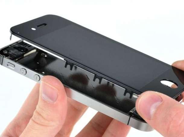 Экран на айфон 5 черного цвета, фотография 2