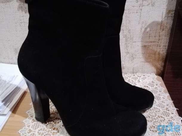 6f8041ab Продам женские ботинки, осень, нат.замша, 1500   Ботинки в Нижнем ...