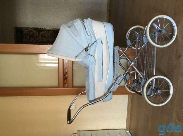 Продам итальянскую коляску, фотография 5